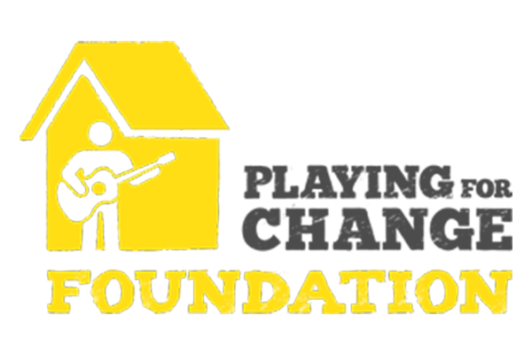 Playing for the Change Foundation logo