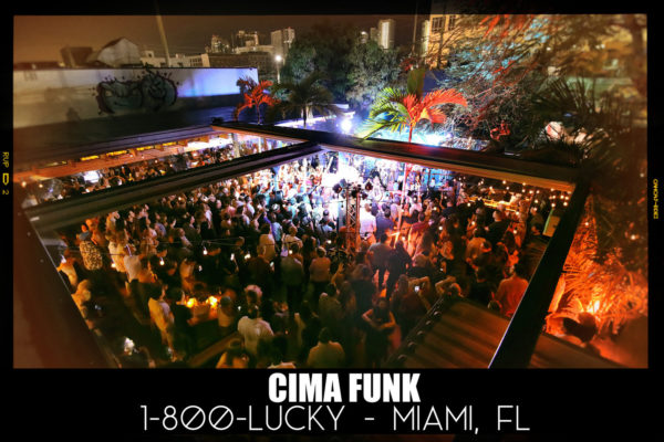 AIE Creative Projects - Cima Funk